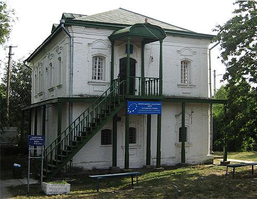 дом Булавиных