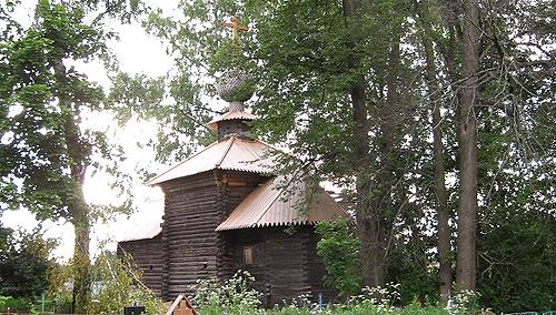 Храм Николая Угодника