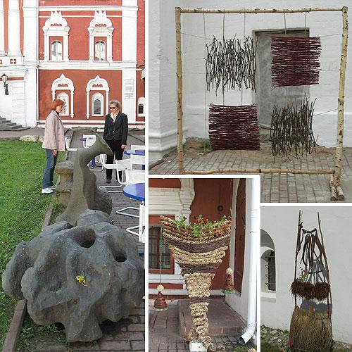 Вологодский кремль – место собрания всяческих креативов