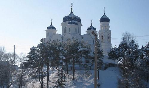 Торжок. Михаило-Архангельская церковь