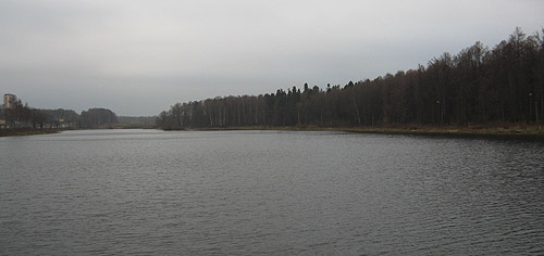 Долгие пруды