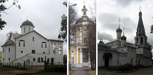 Церковь Спаса Преображения, Владимирская церковь, Церковь Спаса Нерукотворного в Котове