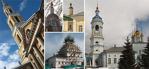 Церкви на Посаде
