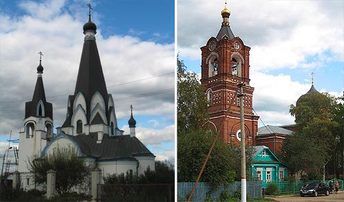 Егорьевское шоссе_церкви
