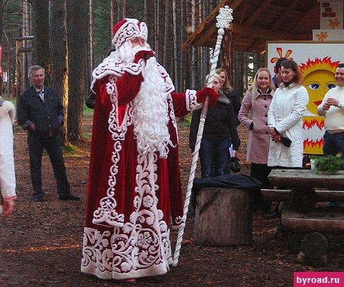 Явление Деда Мороза
