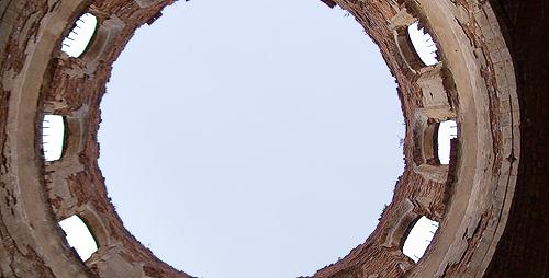 Церковь Георгия Победоносца в селе Кадном