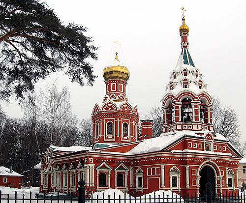 Знаменская церковь_Знаменское-Губайлово