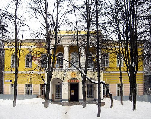 Знаменское-Губайлово_главный дом