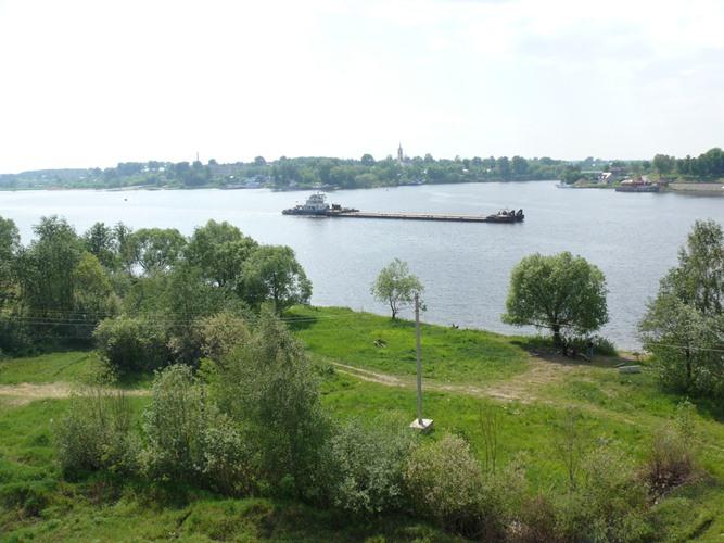 г.Кимры, р.Волга
