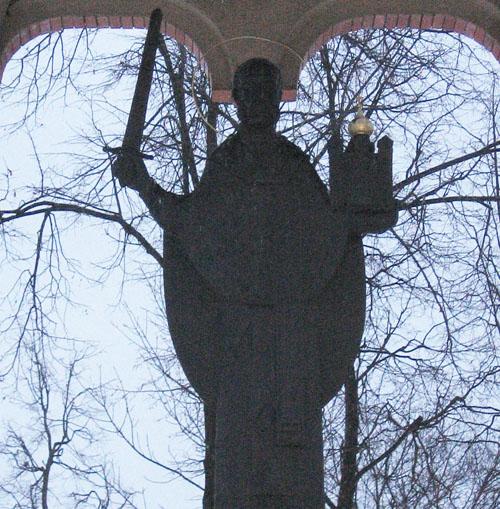 Памятник Николе Можайскому