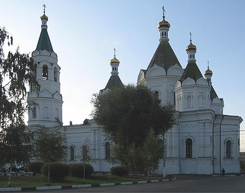 Егорьевск_собор Александра Невского