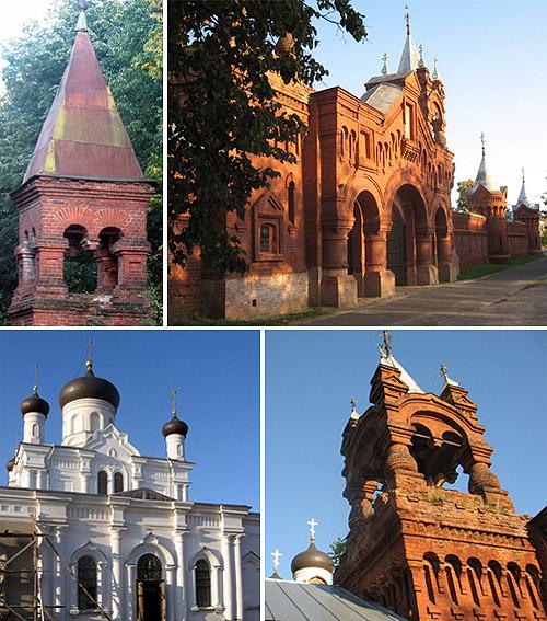 Егорьевск_Троицкий-Мариинский монастырь