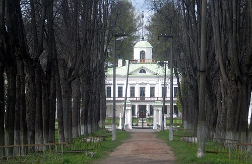 Середниково_главный дом
