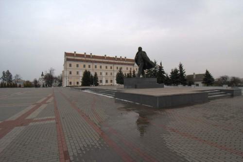 Пинская площадь Ленина