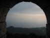 Ахун. Смотровая башня