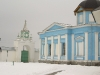 Бобренев монастырь. Федоровская церковь, ворота