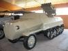 Полугусеничная самоходная реактивная система залопового огня 15 см Panzerwerfer 42 Sd.Kfz.4.1 Германия