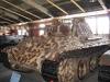 Тяжелый танк T-V g Пантера Германия