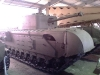 Огнеметный танк Chirchill-Crocodile Великобритания