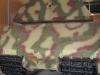 Сверхтяжелый танк Maus (Мышь)_вид сзади_Германия