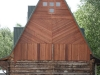 Лобня. Храм-часовня в честь блаженной матроны Московской
