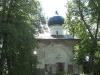 Осташево. Церковь-усыпальница Романовых