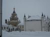 Николо-Угрешский монастырь. Церковь иконы божией матери всех скорбящих радость