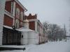 Николо-Угрешский монастырь. Церковь Матфея апостола и Параскевы пятницы
