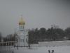 Николо-Угрешский монастырь. Церковь Пимена угрешского