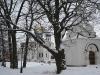 Николо-Угрешский монастырь. Спасо-Преображенский собор. Часовня страстей господних
