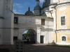 Вологда. Кремль. Надвратная Воздвиженская церковь
