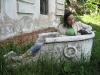 Ярополец. Усадьба Чернышевых. Мраморная ванна