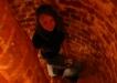 Село Даратники. Жанюсь в развалинах церкви на винтовой лестнице