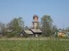 По дороге в Мышкин. Разрушенная колокольня