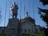 Мышкин. Ленин у Никольского собора