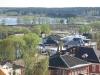 Мышкин. Вид с колокольни Успенского собора