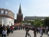 Очередь в Кремль в День музеев