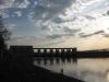 Углич. ГЭС. Закат