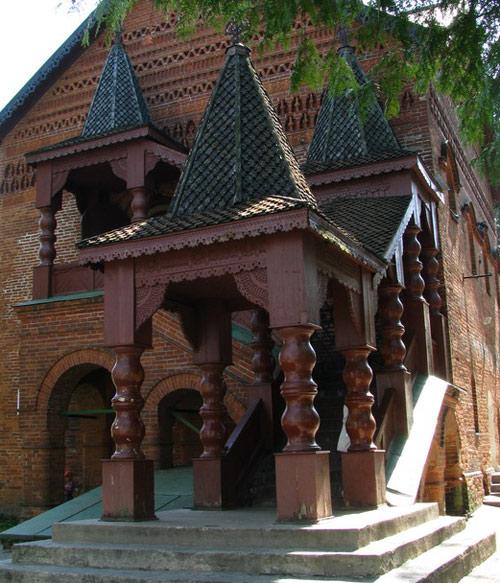 Палаты угличских удельных князей