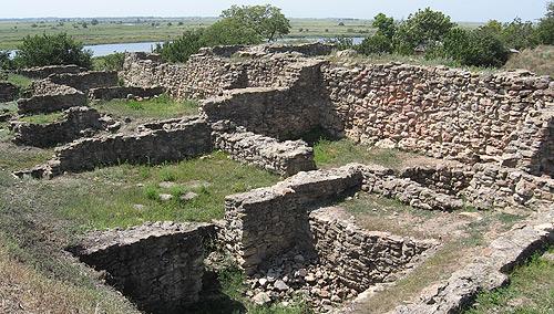 Раскопки Танаиса