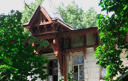 Господский дом. XVIII-XIX вв.