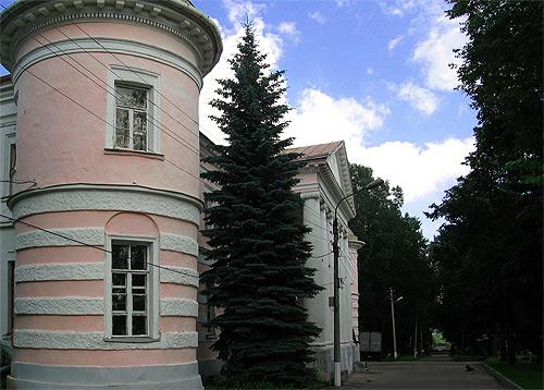 Усадьба Поливаново. Главный дом