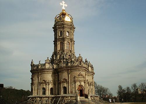Дубровицы_церковь знамения пресвятой богородицы