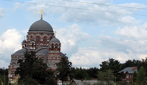 Щурово храм
