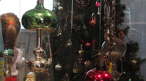 Музей елочной игрушки в Клину