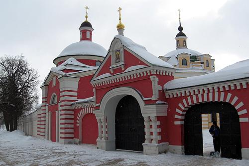 Аносино-Борисоглебский монастырь