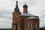 Дуброво. Храм святого великомученика Димитрия Солунского